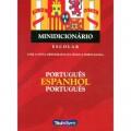 Minidicionario Escolar - Português espanhol português