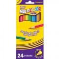 Lapis de cor Multicolor - 24 cores
