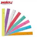 Régua Plástica 30cm New Line - Waleu